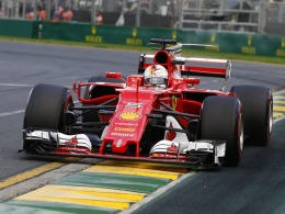 Auftaktsieg! Vettel rockt den Albert Park