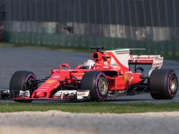 Melbourne-Sieger Vettel: