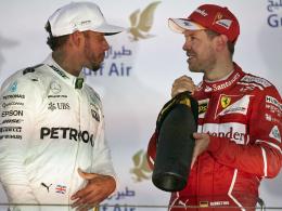 Vettel auf der Jagd nach einer Premiere