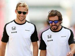Monaco-GP: Buttons Rückkehr - Kritik von Massa
