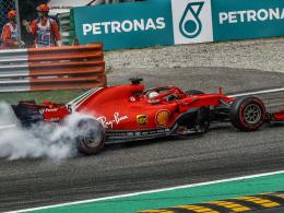 Kein Butler für Vettel: Ferrari versagt