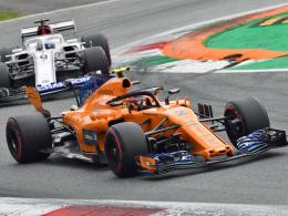 Norris ersetzt 2019 Vandoorne bei McLaren