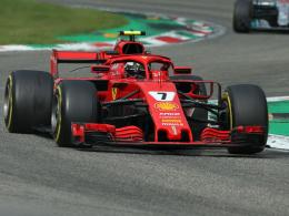 Räikkönen sagt Ciao! Ferrari holt Leclerc
