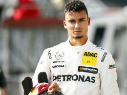 Wehrlein klammert sich an Formel-1-Traum