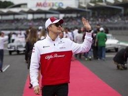 Ericsson kehrt der Formel 1 den Rücken