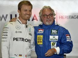 Formel-1-Champion Keke Rosberg wird 70
