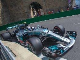 Vettel im Pech - Bottas am schnellsten