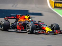 Ricciardo rockt Baku, Vettels böser Blackout
