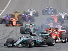 Bottas siegt in Spielberg - Vettel baut Vorsprung aus