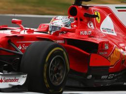 Ricciardo überrascht, Vettel nur auf P6
