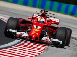 Bestzeit Vettel - Ricciardo steigt aus - Di Resta ersetzt Massa