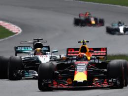 Verstappen-Triumph in Sepang - Vettels Jagd endet auf P4