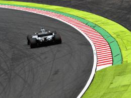 Hamilton mit Rundenrekord zur 71. Pole