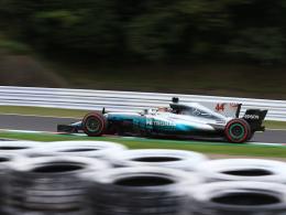 Mercedes im 3. Training vorne - Bottas und Räikkönen fliegen ab