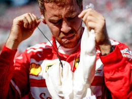 Hamilton gewinnt in Japan, Vettel begräbt WM-Traum