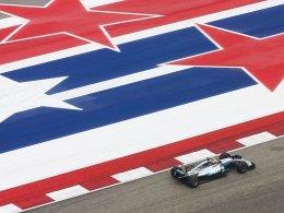 2. Training: Hamilton vor Verstappen und Vettel