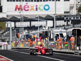 Vettel startet von der Pole - Hamilton Dritter