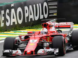 Qualifying in Sao Paulo: Bottas auf P1, Hamilton fliegt ab