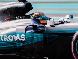 Hamilton schlägt mit Rundenrekord zurück
