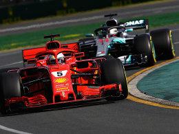 Starker Auftakt! Vettel siegt in Melbourne