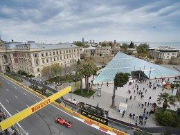 Pole: Vettel landet vor Hamilton