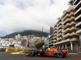Ricciardo bestimmt Monaco-Training - Vettel vor Hamilton