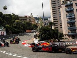 3. Training: Ricciardo nach wie vor dominierend