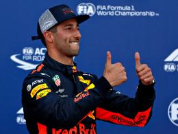 Ricciardo zu stark - Vettel verpasst die Pole nur knapp