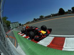 3. Training: Vettel verbessert, Verstappen vorn