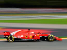 Vettel ist zurück! Triumph in Belgien