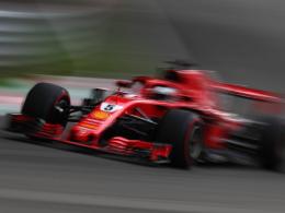 Vettel auch im 3. Training Schnellster in Monza