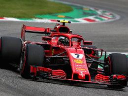 Doppel-Pole für Ferrari beim Heimspiel in Monza