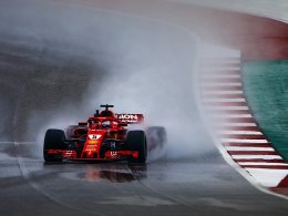 LIVE! Zeigt sich Vettel vom