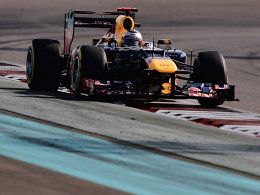 Sebastian Vettel zeigte nach dem katastrophalen Samstag im Rennen wieder seine Klasse und wurde Dritter.