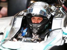Rosberg dreht den Spie� um, Vettel wieder F�nfter