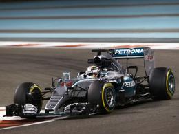Rosberg und Hamilton sind nicht aufzuhalten