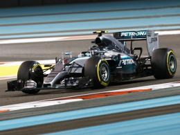 Rosbergs sechste Pole in Serie