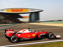 R�ikk�nen Erster - Ferrari-Duo knapp vor Mercedes