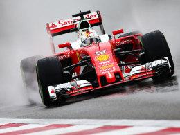 Vettel Schnellster im 3. Training von China