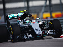 Rosberg legt vor - Ricciardo mit