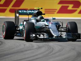 Rosbergs siebter Streich - Kvyat schie�t Vettel ab