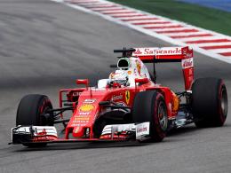 Vettel erzielt Bestzeit vor R�ikk�nen