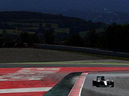 Rosberg Schnellster vor der Qualifikation