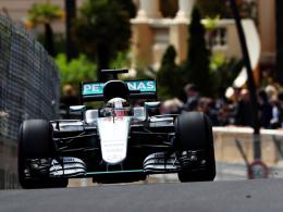 Hamiltons erster Saisonsieg, Ricciardo hadert in Monaco