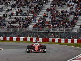 Vettel sendet Ausrufezeichen