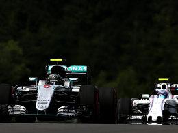 LIVE! Bricht Hamilton Rosbergs Dominanz?