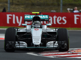 LIVE! Rosberg vs. Hamilton: Warm-up f�r das Qualifying