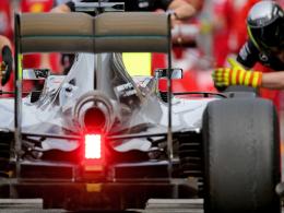 N�chste Bestzeit von Rosberg, Vettel Dritter
