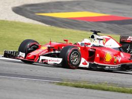 LIVE! Vettel jagt die Silberpfeile