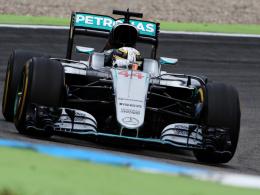 49. Sieg! Perfektes Rennen f�r Hamilton